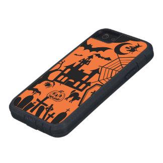 Klassische Halloween-Collage Schutzhülle Fürs iPhone 5