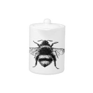 Klassische Hummel-Biene