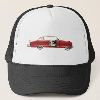 Klassische Kappe des Auto-1954