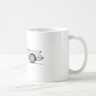 Klassische Korvette-Tasse Tasse