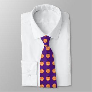 Klassische Kürbis-Krawatte Krawatte