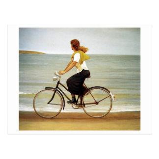 Klassische Malerei-Postkarte Postkarte