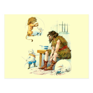 Klassische Märchen Postkarten