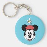 Klassische Minnie Mouse 5 Schlüsselbänder