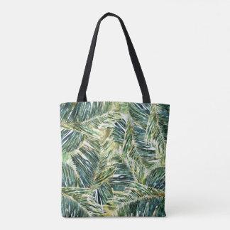 Klassische Palme Tasche
