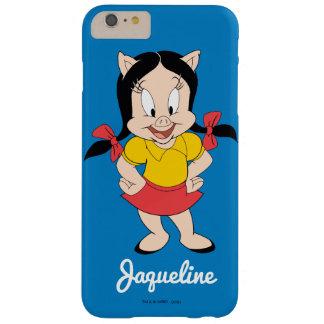 Klassische Petunie der Petunie-| Barely There iPhone 6 Plus Hülle