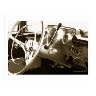 Klassische Postkarte des Auto-18