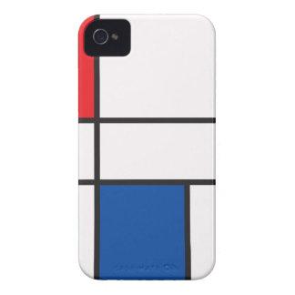 Klassische Quadrate iPhone 4 Hüllen