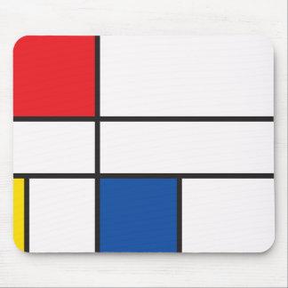 Klassische Quadrate Mauspad