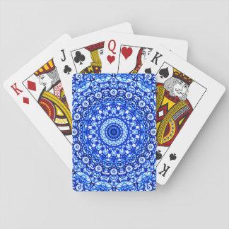 Klassische Spielkarte-Mandala Mehndi Art G403 Spielkarten