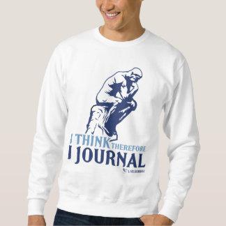 Klassische Sweatshirts (ich denke, deshalb zapfe