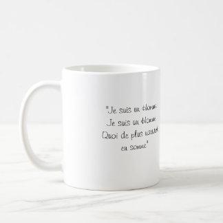 Klassische Tasse