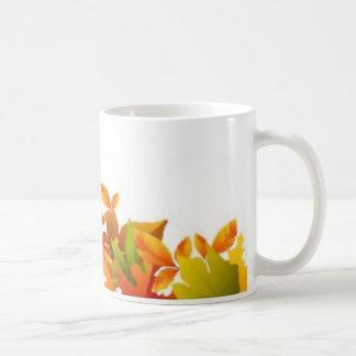 klassische Tasse, Weiß, Gewohnheit, Halloween, Kaffeetasse