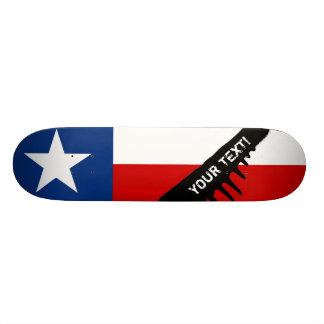 Klassische Texas-Staats-Flagge Individuelle Decks
