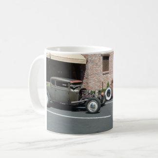 klassische Vintage hotrod Tasse