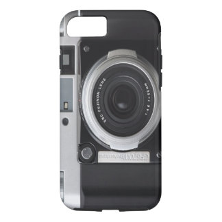 Klassische Vintage Kamera-Kasten-Abdeckung iPhone 7 Hülle