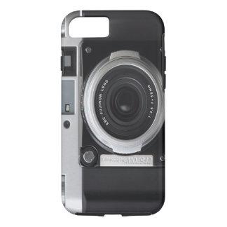 Klassische Vintage Kamera-Kasten-Abdeckung iPhone 8/7 Hülle
