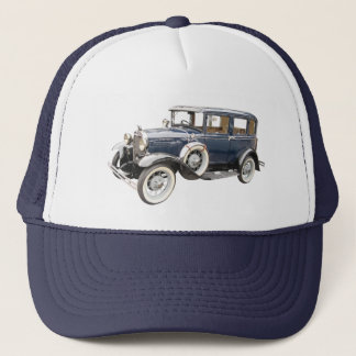 Klassischer Auto-Liebhaber F. Truckerkappe