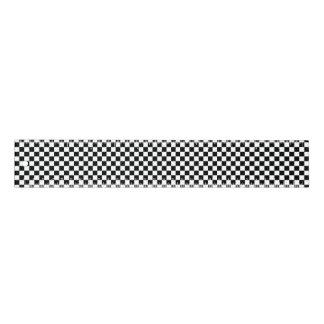 Klassischer Checkered laufender Sport-Karo Lineal