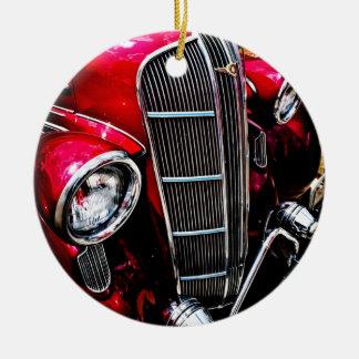 Klassischer Dodge-BrüderSedan Keramik Ornament