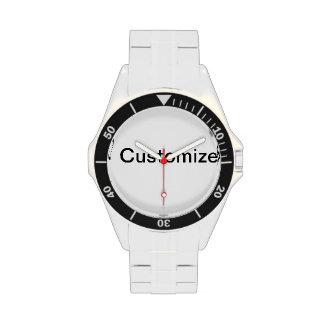 Klassischer Edelstahl Watch_ fertigen es besonders Handuhr