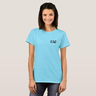 Klassischer Frauen T-Shirt