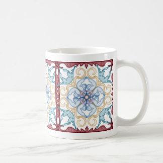 Klassischer geometrischer marokkanischer Entwurf - Kaffeetasse