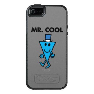 Klassischer Herr Cool Pose OtterBox iPhone 5/5s/SE Hülle