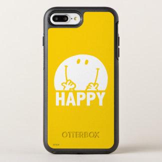 Klassischer Herr Happy OtterBox Symmetry iPhone 8 Plus/7 Plus Hülle
