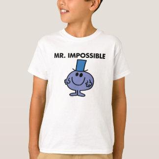 Klassischer Herr Impossible T-Shirt