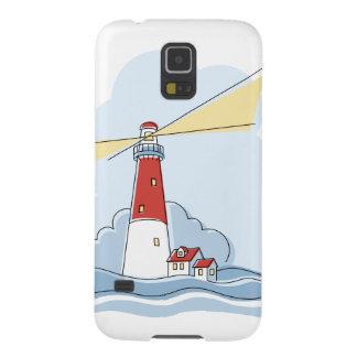 Klassischer Leuchtturm Samsung Galaxy S5 Hüllen