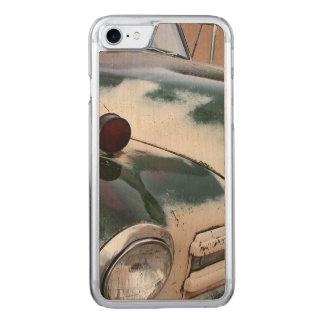 Klassischer LKW Carved iPhone 8/7 Hülle