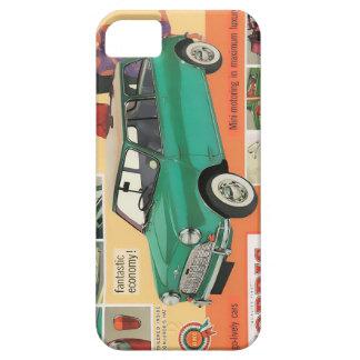 Klassischer MinisuperMorris-Telefon-Kasten Hülle Fürs iPhone 5