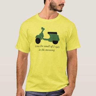 klassischer Roller-Liebegeruch von Zyklus 2 T-Shirt
