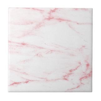 Klassischer rosa Marmor Keramikfliese