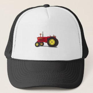 Klassischer Traktor Truckerkappe