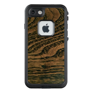 Klassischer Woodgrain LifeProof FRÄ' iPhone 8/7 Hülle