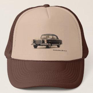 Klassisches Autobild für Fernlastfahrer-Hut Truckerkappe