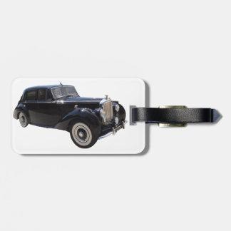 Klassisches Bentley Gepäckanhänger