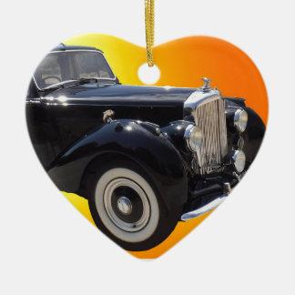 Klassisches Bentley Keramik Ornament