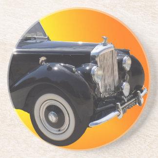 Klassisches Bentley Sandstein Untersetzer
