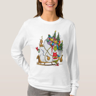 Klassisches Grinch | das Grinch u. das maximal mit T-Shirt