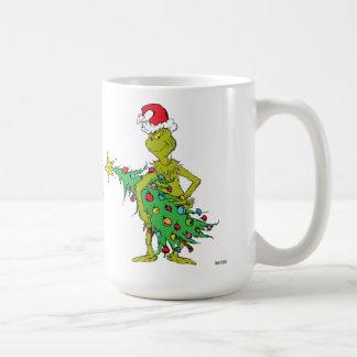 Klassisches Grinch | frech Kaffeetasse