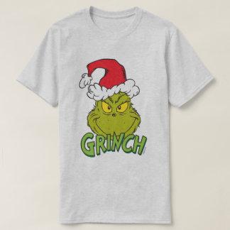 Klassisches Grinch freches oder Nizza | T-Shirt