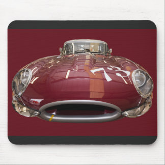 Klassisches Jaguar E-Artig ab 1961 Mauspad