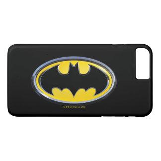Klassisches Logo Batman-Symbol-| iPhone 8 Plus/7 Plus Hülle