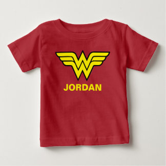 Klassisches Logo der Wunder-Frauen-| Baby T-shirt