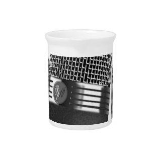 Klassisches Mikrofon Krug