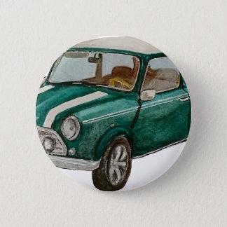 Klassisches Mini Runder Button 5,7 Cm