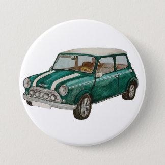 Klassisches Mini Runder Button 7,6 Cm